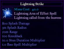 SpellLightningStrike