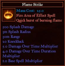 SpellFlameStrike