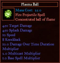 SpellPlasmaBall