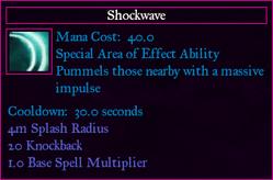 ActivatedShockwave