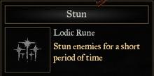 RuneStun