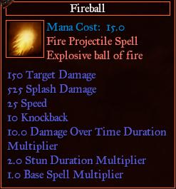 SpellFireball