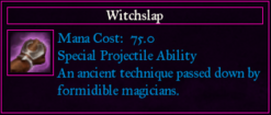 ActivatedWitchSlap