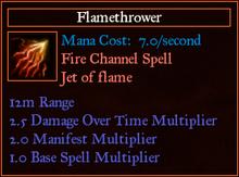 SpellFlamethrower