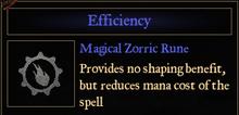 RuneEfficiency