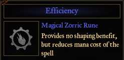 RuneEfficiency