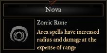 RuneNova
