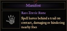 RuneManifest
