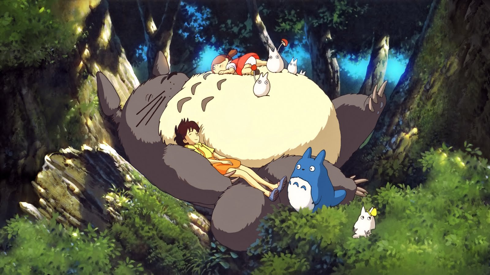 Must see Wallpaper Forest Totoro - latest?cb\u003d20140319045901  Graphic_626651 .jpg/revision/latest?cb\u003d20140319045901
