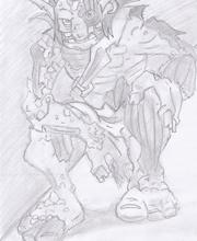 Trundle sketch