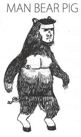 File:Man bear pig.jpg