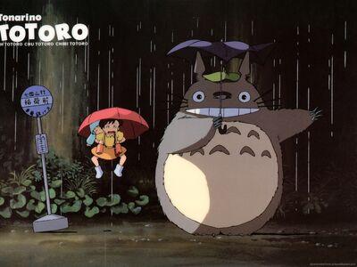 Totoro um