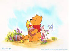 Pooh and Honey