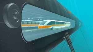 Tunnel Render