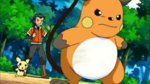 Ash vs. Sho (Pikachu vs. Raichu) AMV