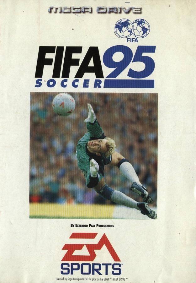 FIFA Soccer 95 EU GEN