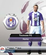 Toulouse home