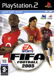 FIFA Football 2005 EU PS2