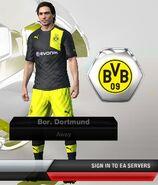 Dortmund away