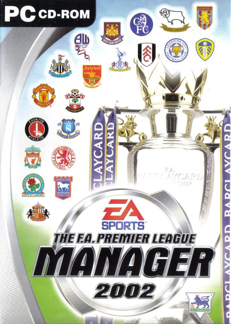Fa Premier League Football Manager 2002 Fifa Football