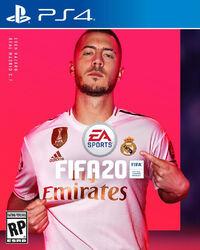 FIFA 20 Standard Edition Cover