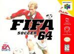 FIFA 64 NA N64
