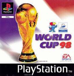 World Cup 98 EU PS