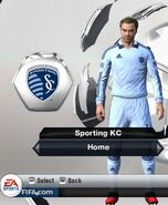 Sporting kc home