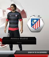 2. a.madrid away