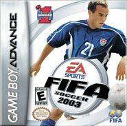 FIFA Football 2003 NA GBA