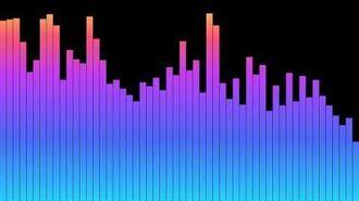 AudioMotion spectrum analyzer and music player - short trailer