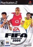 FIFA Football 2004 NA PS2