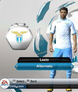 Lazio alternate