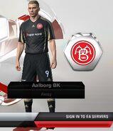 Aalborg away