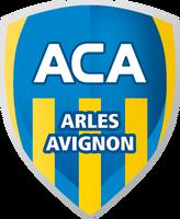 AC Arles-Avignon logo.