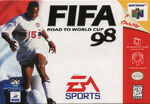 FIFA Road to World Cup 98 NA N64