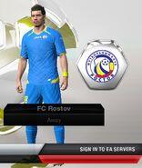 Rostov away