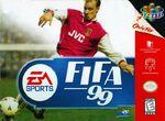 FIFA 99 NA N64