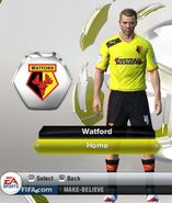 Watford home
