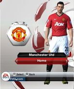 1. Man Utd Home kit