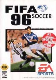 FIFA Soccer 96 NA SMD