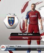 Salt lake home