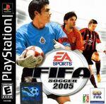 FIFA Football 2005 NA PS