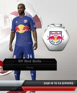 Ny red bulls away