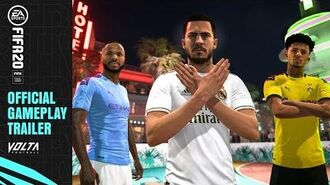 FIFA 20 Official VOLTA Gameplay Trailer