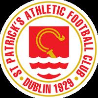 St Patrick's Athletic FC Crest 2012