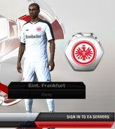 Frankfurt away