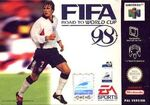 FIFA Road to World Cup 98 EU N64