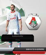 Lokomotiv away