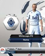 Whitecaps home
